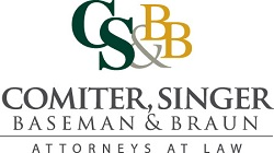 Comiter, Singer, Baseman & Braun<br> Richard Comiter, Keith Braun, Andrew Comiter, Mark Brown, Chris Weeg, Giannina Smith <br> 561-626-2101